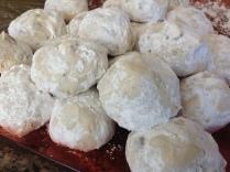 Pecan Snowballs